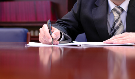 signature mandat