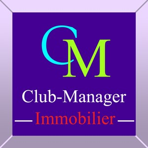 logo club manager immobilier